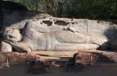 Reclining Buddha Sri Lanka